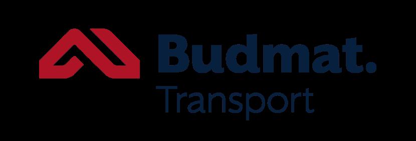 Logo Budmat Transport Poziom