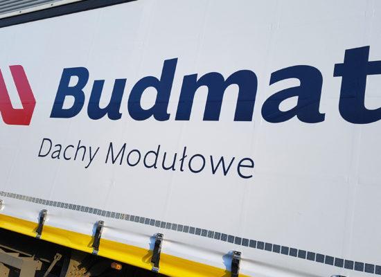 Pojazdy Budmat Transport